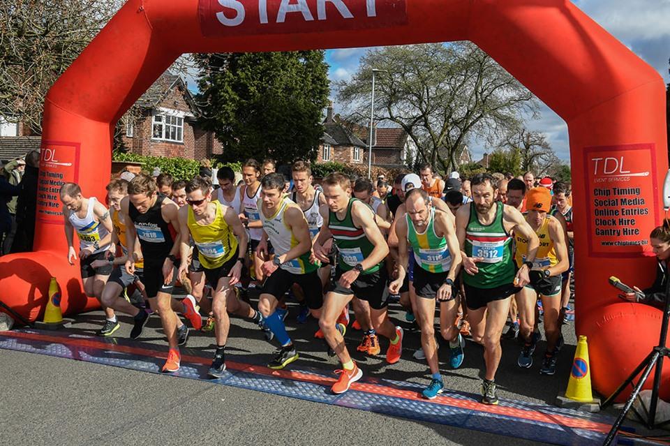 Wilmslow Running Festival