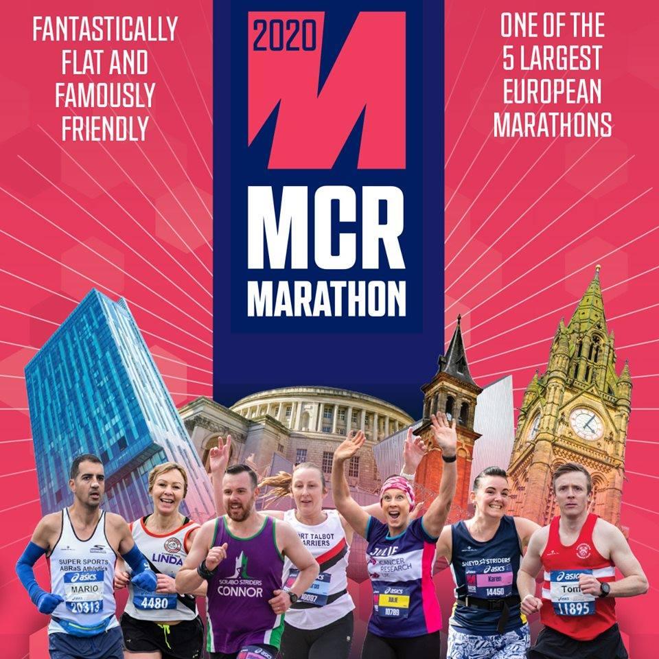 Asics Manchester Marathon