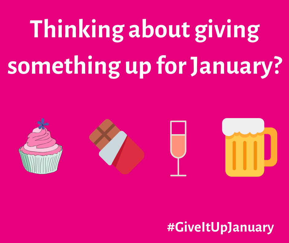Give it up January