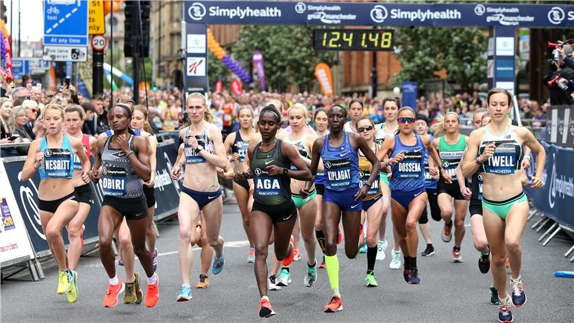 Simplyhealth Great Manchester Run