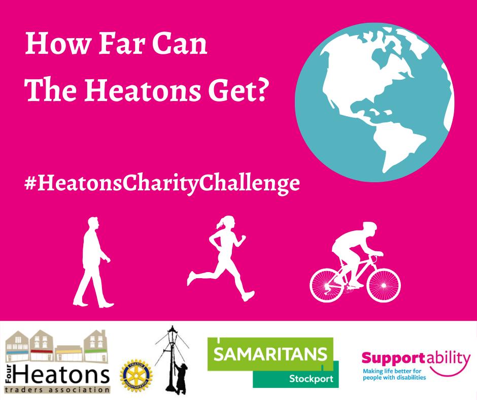 Heatons Charity Challenge
